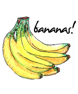 banana shirt design3
