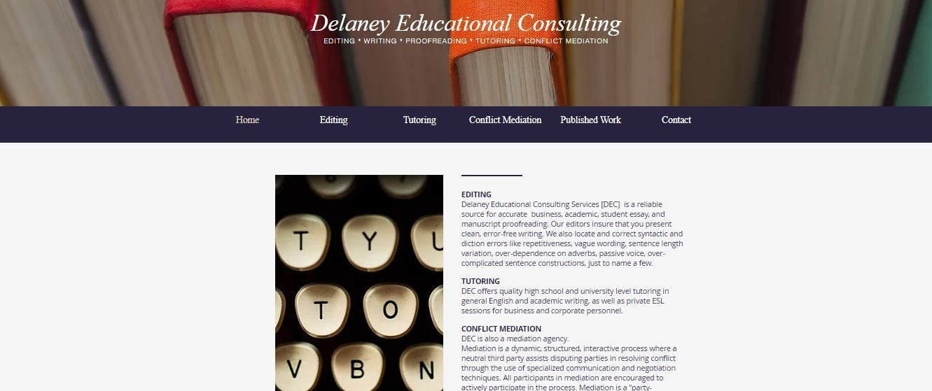 Educational Consulting