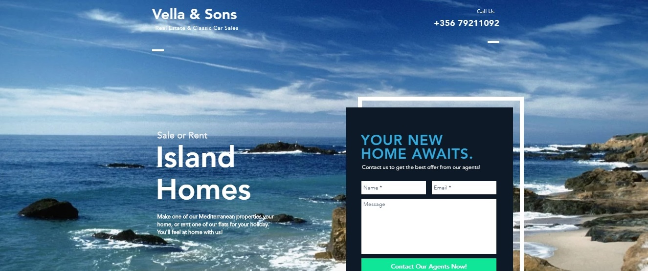 Vella & Sons Real Estate