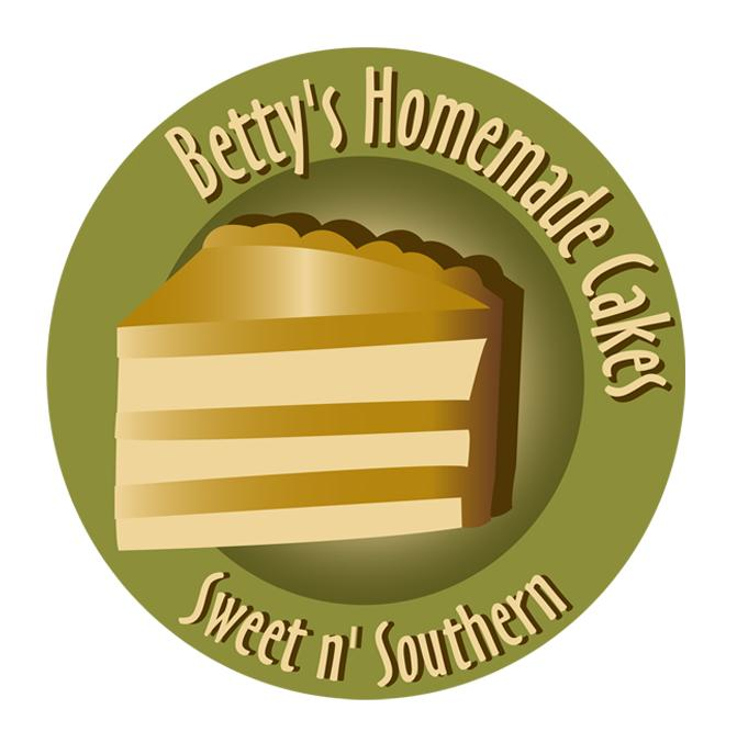 Betty's Homemade Cakes Logo