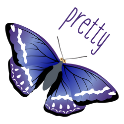 mari the butterfly