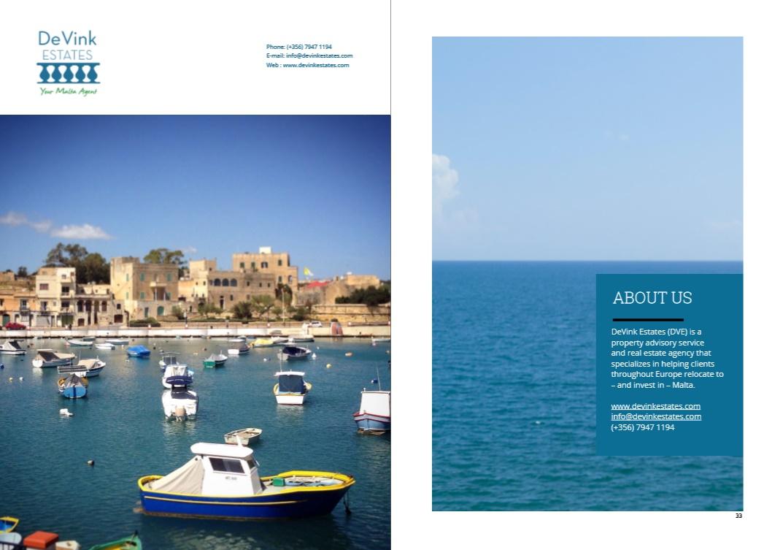 35 Page Tourism Magazine