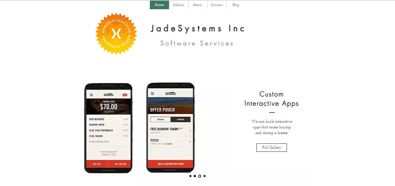 JadeSystems Inc