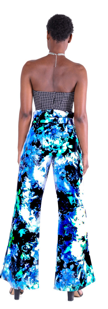 Lotus Highwaist Trousers