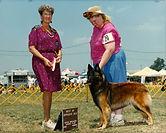 Betty 1989 Ch Blue Ridge Breeze de Bonhe