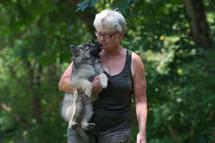 Puppy & Cheryl