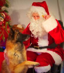 Desee & Santa