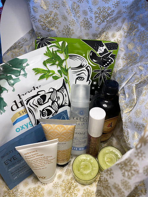 Deluxe Couples Pamper Box