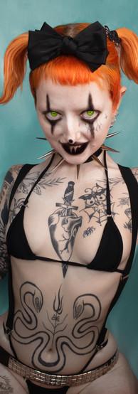 'Slutty Clown'.JPG