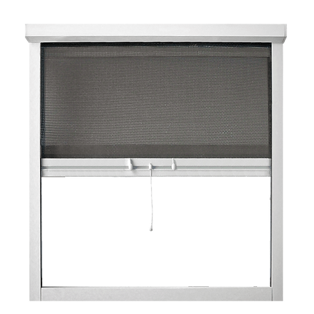 retractable flyscreen
