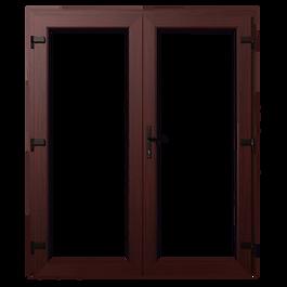 double glazed french door