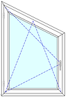 tilt and turn figure window