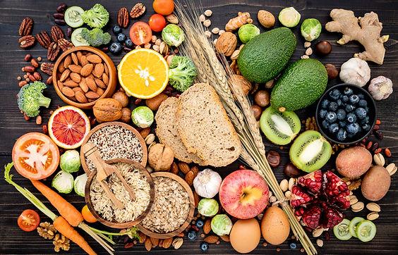 ingredients-healthy-foods-set-up-wooden_