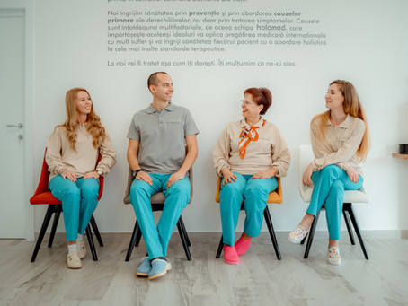 Oameni autentici, în medicina viitorului: Dr. Mirela Gaston - Medic primar stomatolog