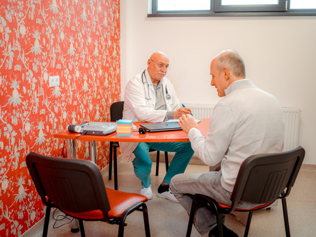 "De la ""Nu ma simt bine"", la ""Bine ca stiu ce am"", cu Dr. Ioan Pribac - Medic primar pneumolog"