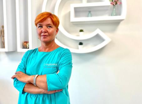 """Sa ne facem ordine in viata si sa incepem din interior"" -  Interviu cu Dr. Corina Pop-Radu"