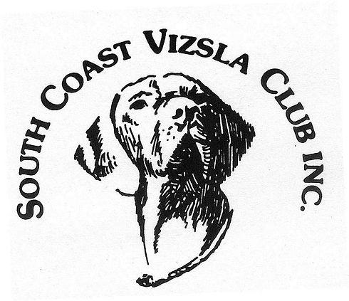 Vizsla Club logo (B and W).jpg