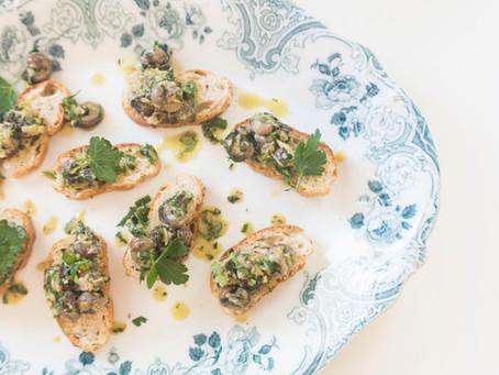 Peconic Escargot Bourguignon (Shelled)