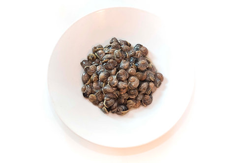 Peconic Escargot - 1 lb (shelled) - Fresh