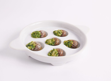 Peconic Escargot Bourguignon (In Shell)