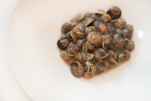 Peconic Escargot - 1/2 lb. (shelled) - Fresh