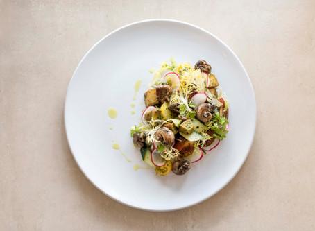 Panza-Snail-Ah Salad