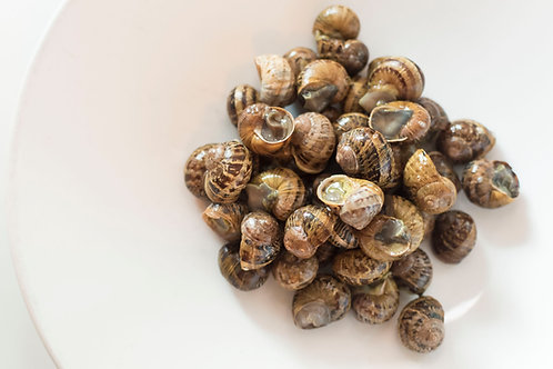 Peconic Escargot - In Shell - 4 dozen (48 pcs) - Fresh