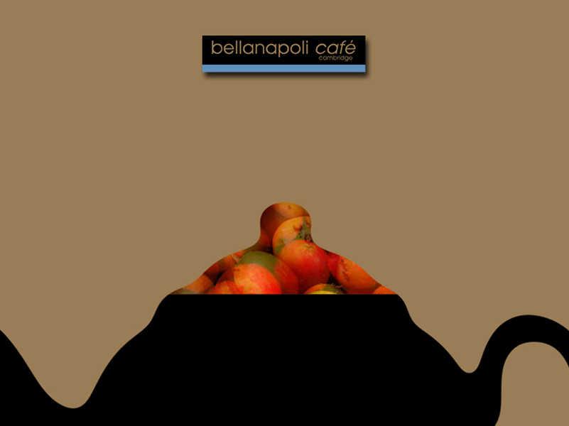 Bellanaopoli Cafe: Cambridge