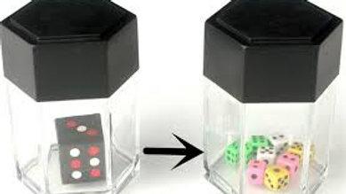 רון גליקסמן אמן חושים לאירוע קופסה מתחלפת