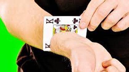 אמן חושים קלף מיוחד