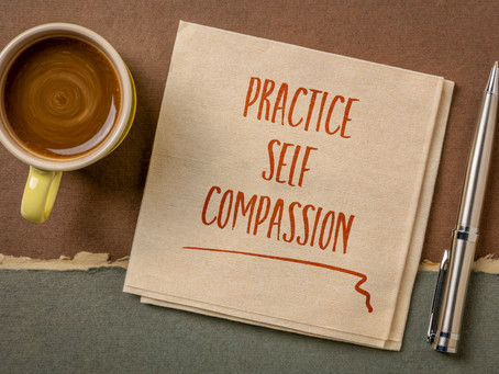 The Opportunity in Self-Compassion
