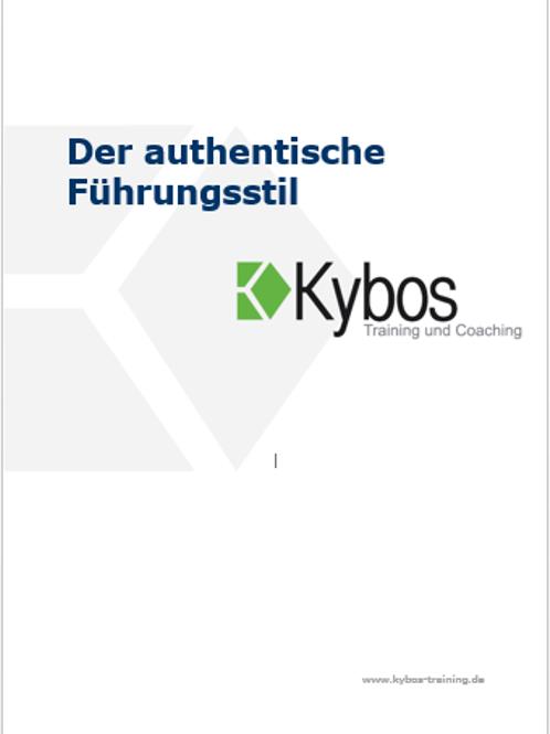 E-Book: Der authentische Führungsstil