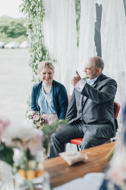 Autokino Hochzeit