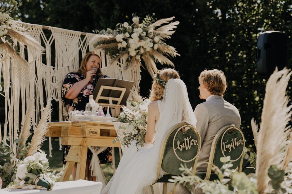 Die Hochzeitsrede