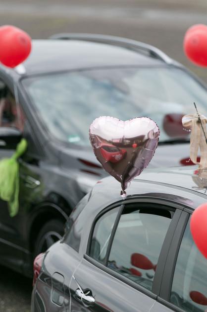 Erste Autokino Hochzeit Bayern