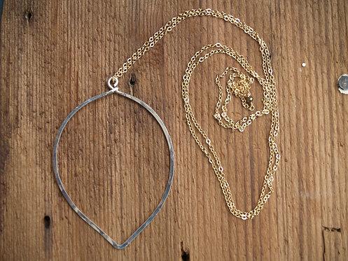Botanical Long Necklace