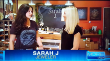 Sarah J. Handmade on More Good Day Oregon