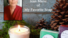 Jean Marie of My Favorite Soap: October's Feature Artist