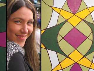 Angela Tomlinson: August's First Friday Artist Feature