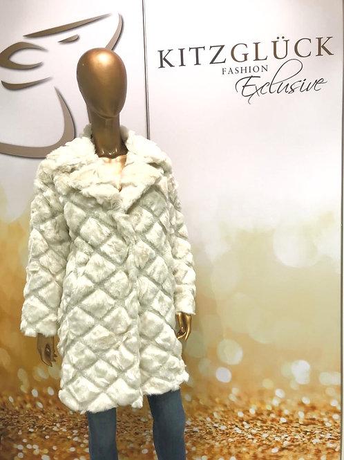 Mantel KB 20338 weiß