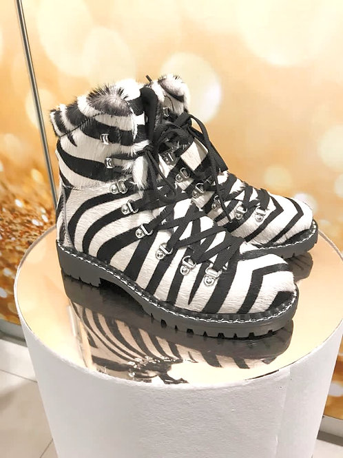 NIS 72 Zebra Boot Damen