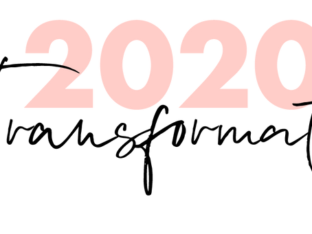 2020 will transform your life at the core.