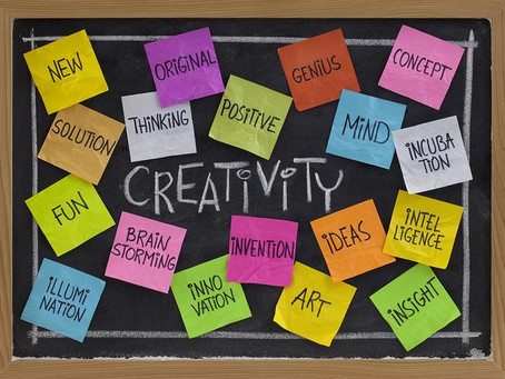 How Are We Creative? 2 Types of Creativity.