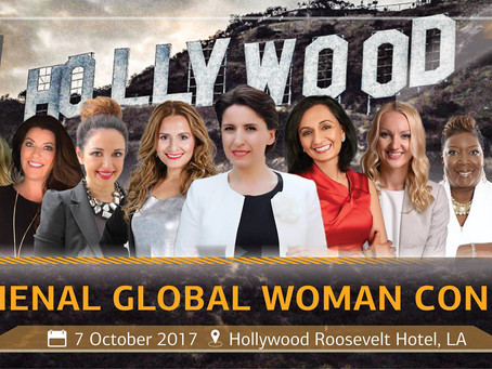 What Global Woman Club and Hollywood have in common?
