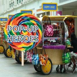 Pop Up Heroes