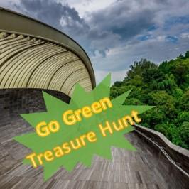 Go Green Treasure Hunt