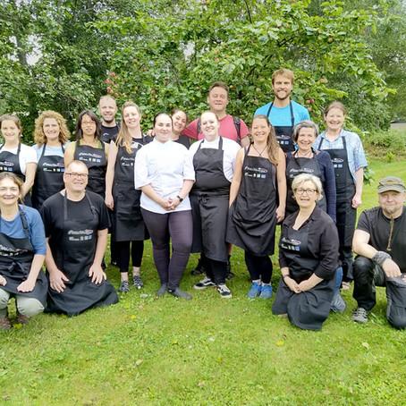 Finland Wild Food Festival Trip