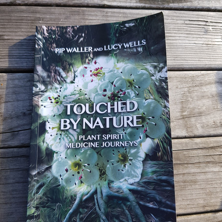Book Review: Touched by Nature – Plant Spirit Medicine Journeys