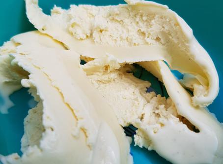 Elder Flower Ice Cream