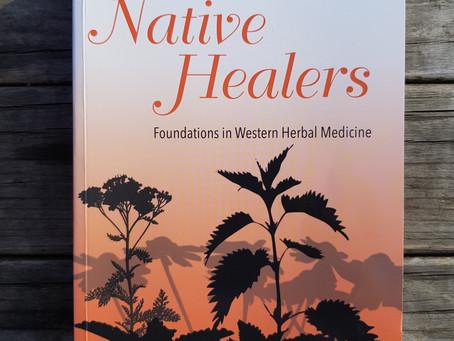 Book review: Native Healers – Foundations in Western Herbal Medicine